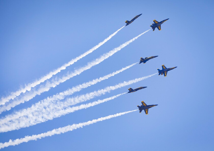 A photo of MCAS Miramar Air Show