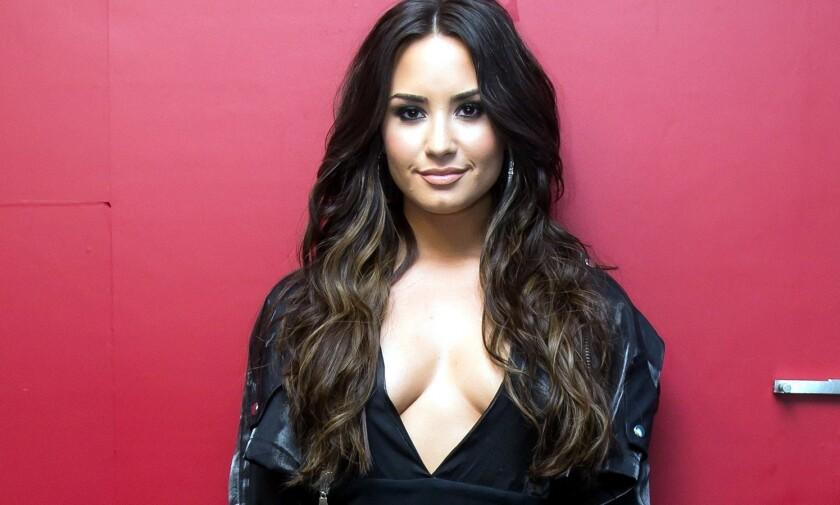 Demi Lovato es está recuperando.