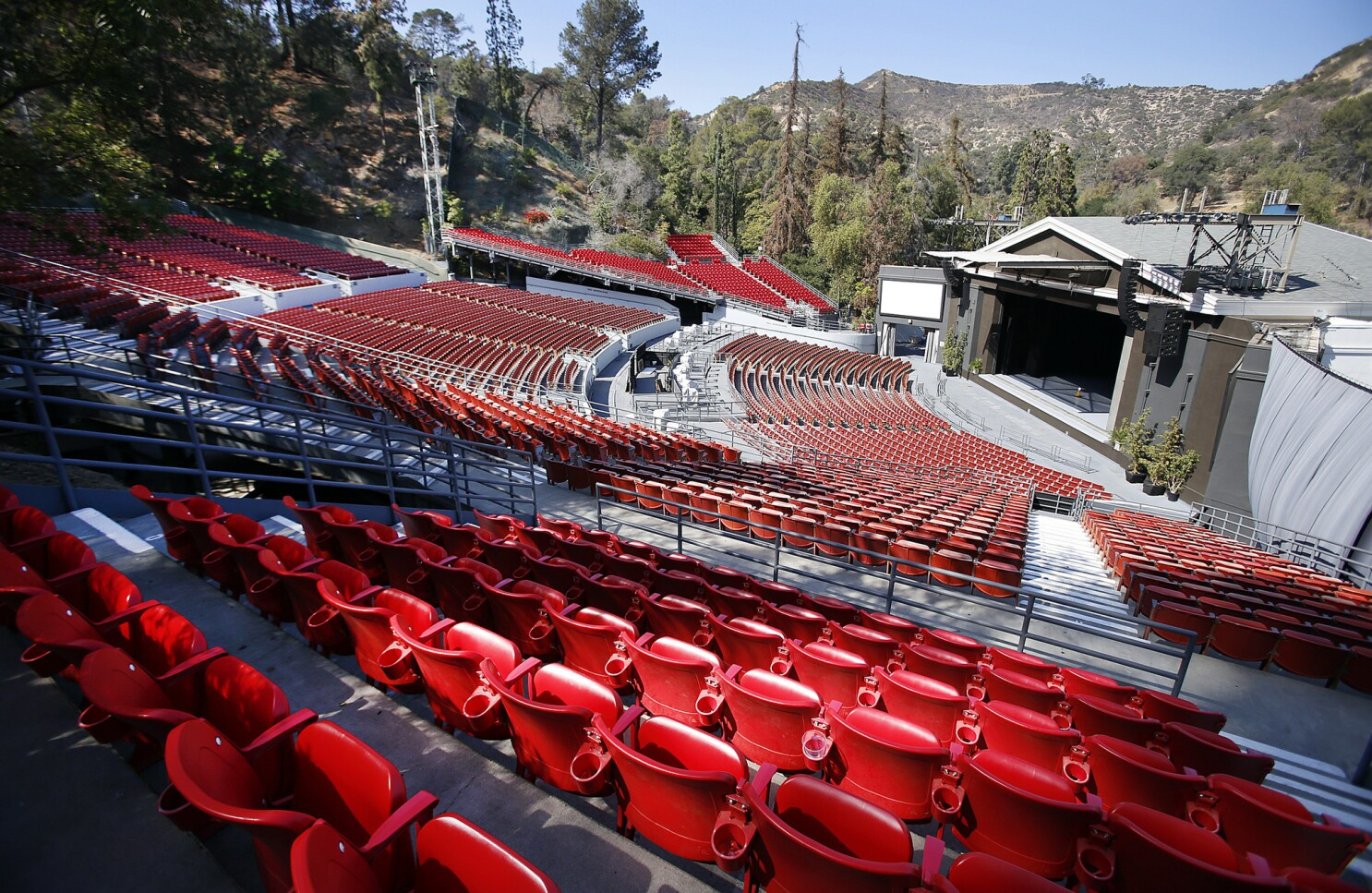Who'll run the Greek Theatre? - Los Angeles Times