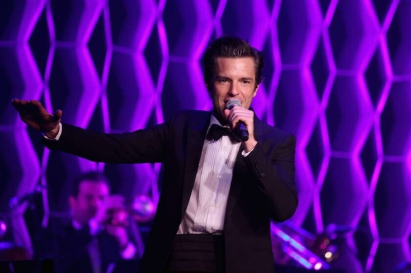 The Killers frontman Brandon Flowers had sold his Mediterranean-style home in his hometown of Las Vegas for $4.5 million.