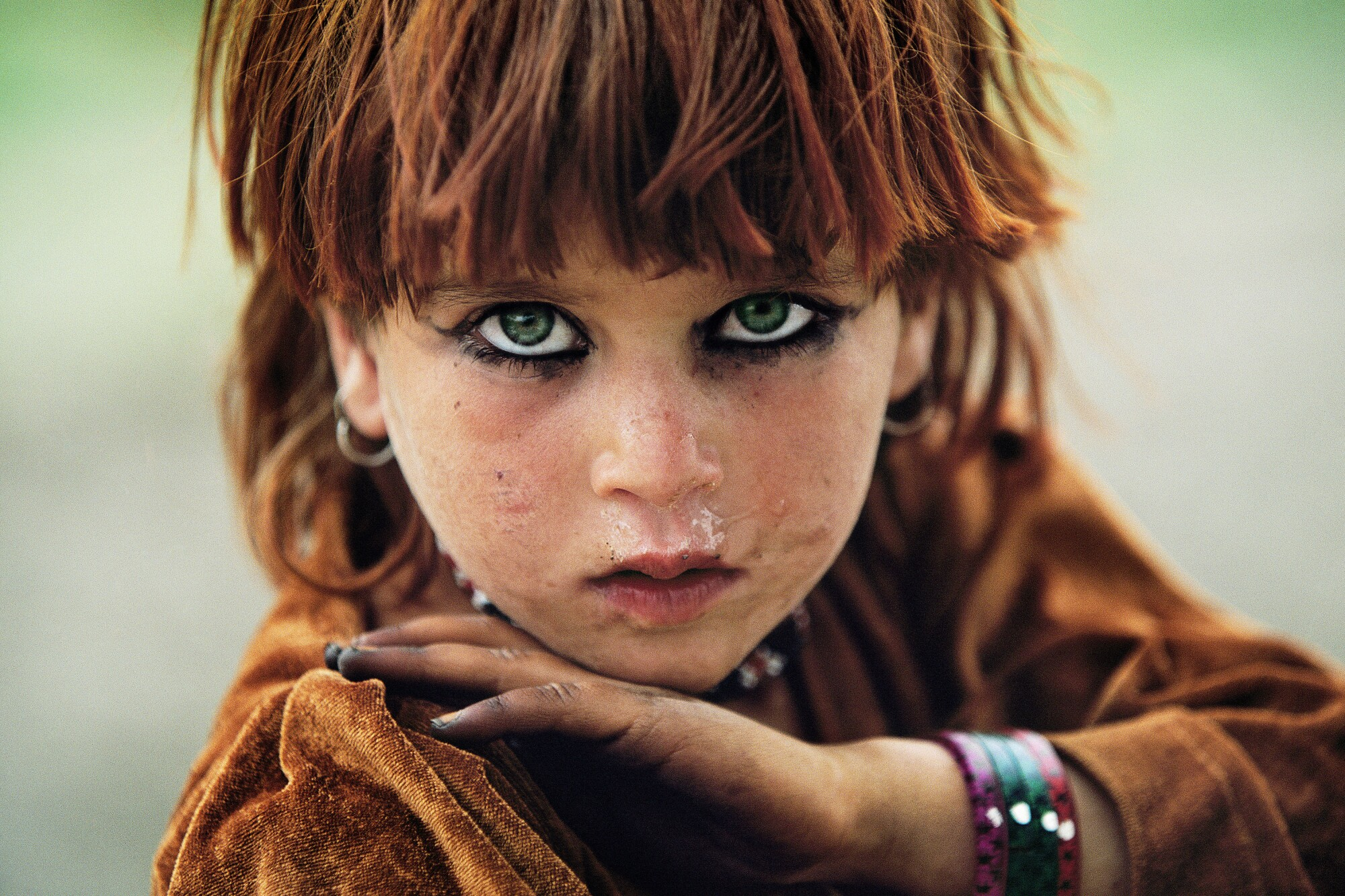 """Lost Childhood,"" Afghanistan Tribal Zone, 2004"
