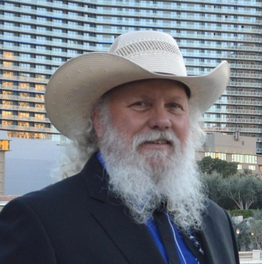 Bill Groves, Jr., president of Kiwanis Club of Ramona
