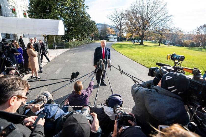 """Limpiadora """"sin papeles"""" no se arrepiente de denunciar a Trump"""