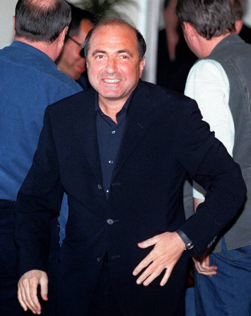 Boris Berezovsky, pictured in 1999, had recently fallen on hard times, Russian lawyer Alexander Dobrovinsky said.