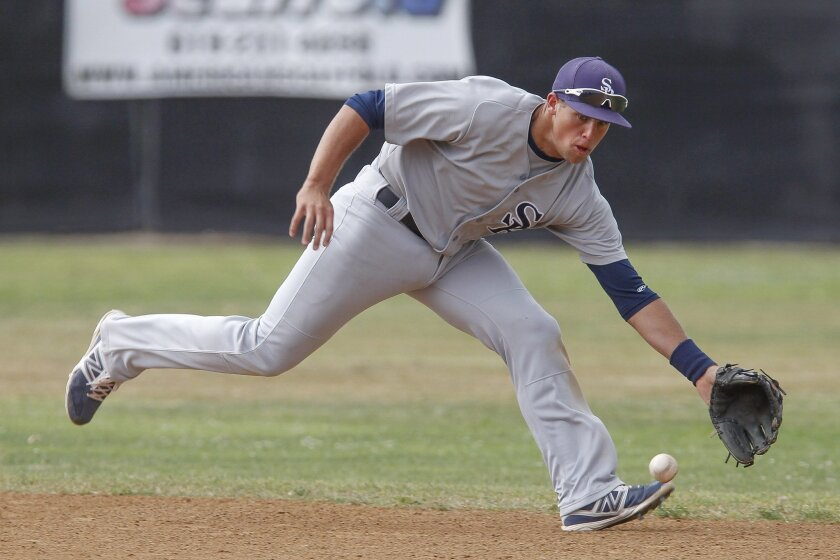 Scripps Ranch's Grant Fennell will continue his baseball career at Nevada.
