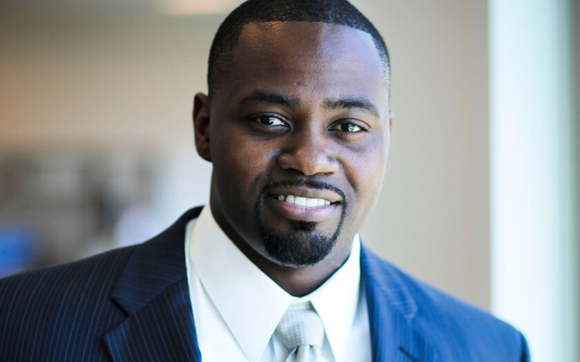 Andrew Strong is director of the Office of Equity and Racial Justice for San Diego County