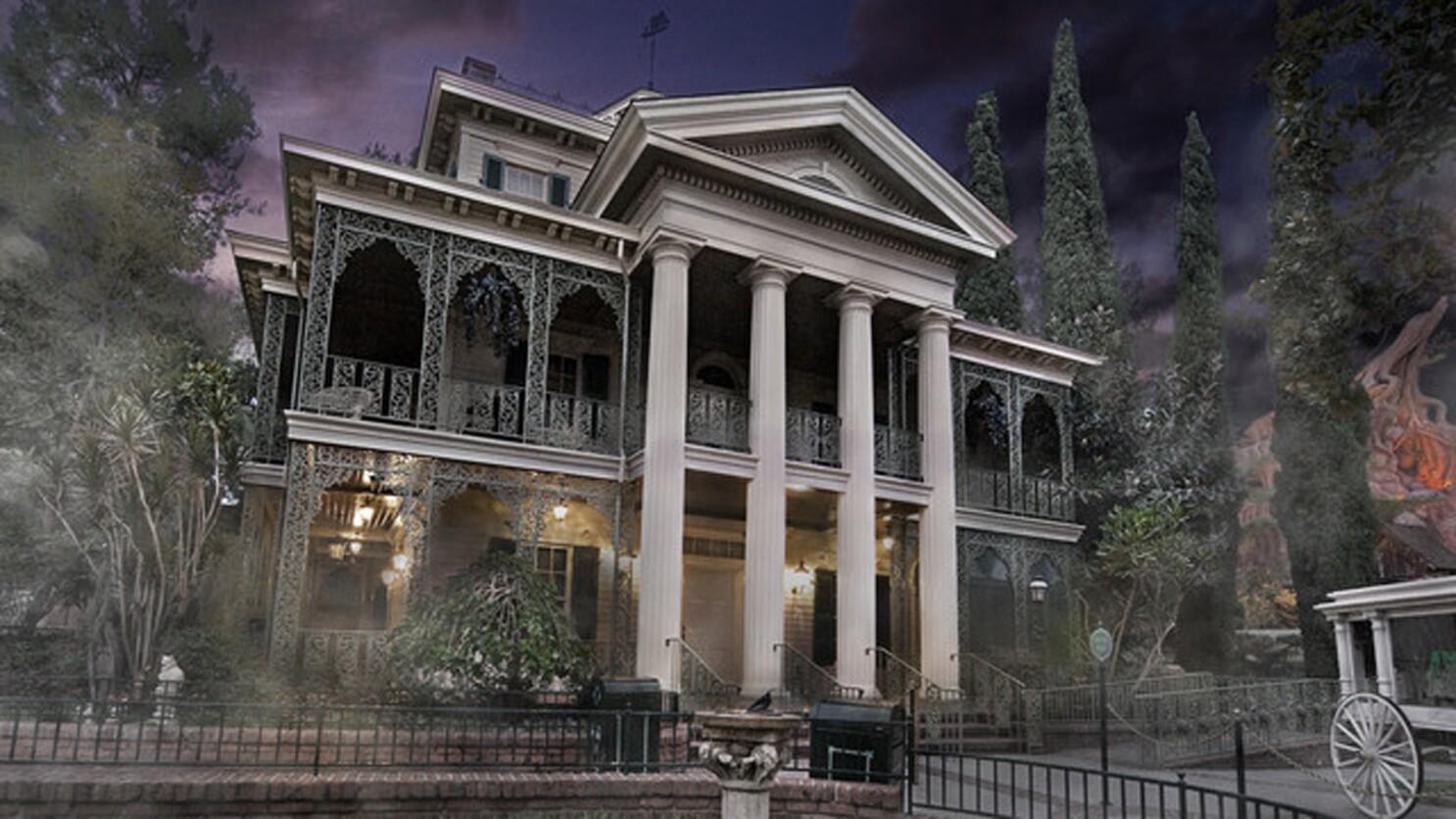 At Haunted Mansion 50th anniversary bash, Disneyland stays weird