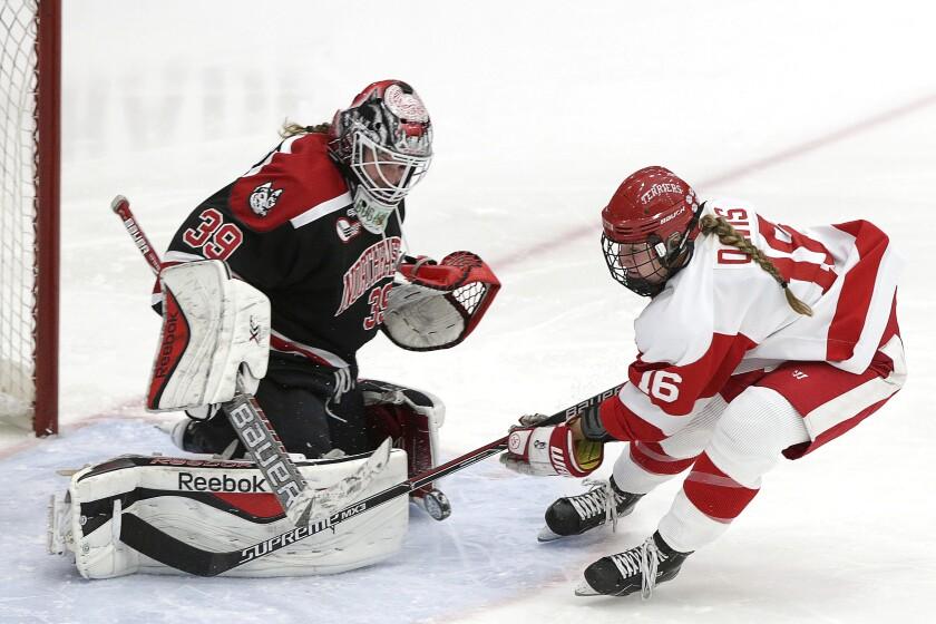 NWHL Draft Hockey