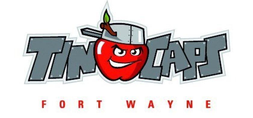 Low Single-A Fort Wayne TinCaps logo
