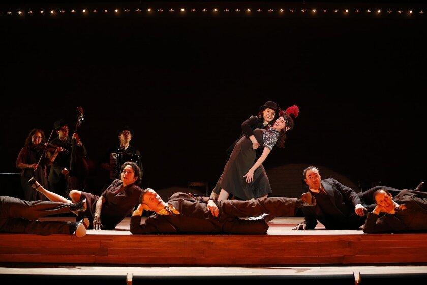 'Indecent' at La Jolla Playhouse