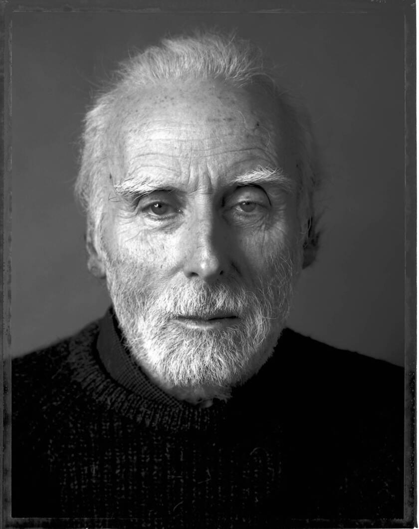 Poet Jack Gilbert in 2006.