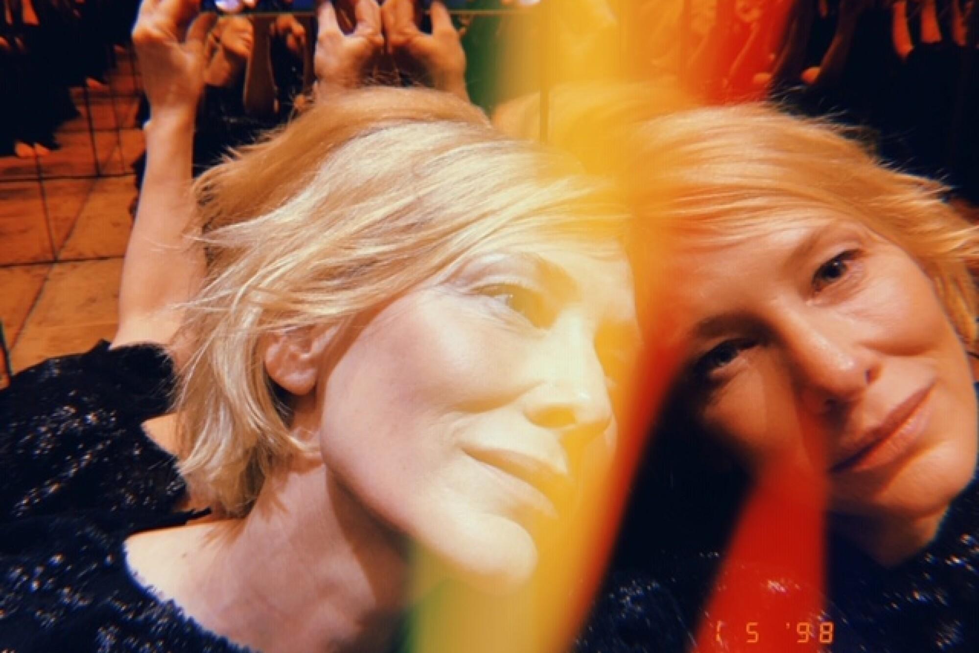 "Actress Cate Blanchett from ""Mrs. America"""