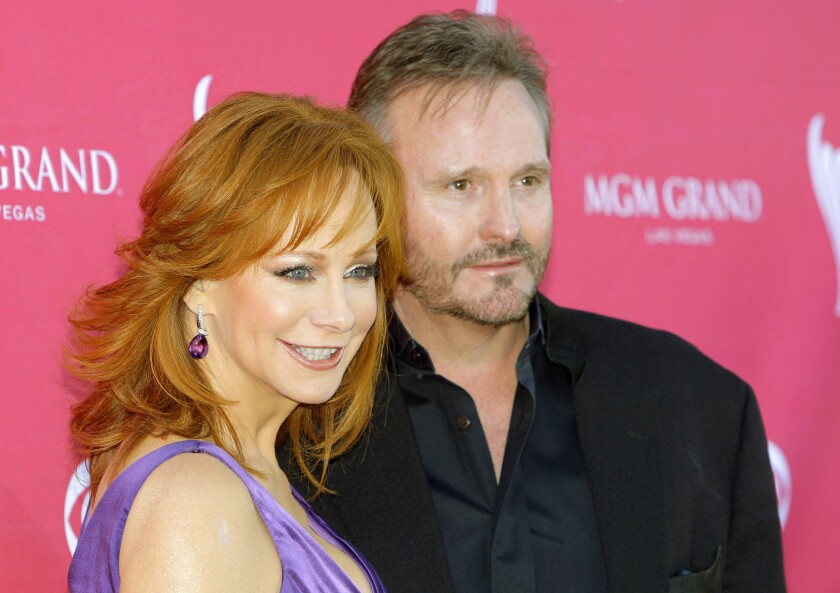 Reba McEntire and Narvel Blackstock have separated after 26 years of marriage.
