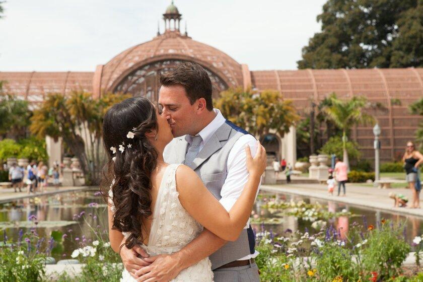 Diosa and Ryan McDowell