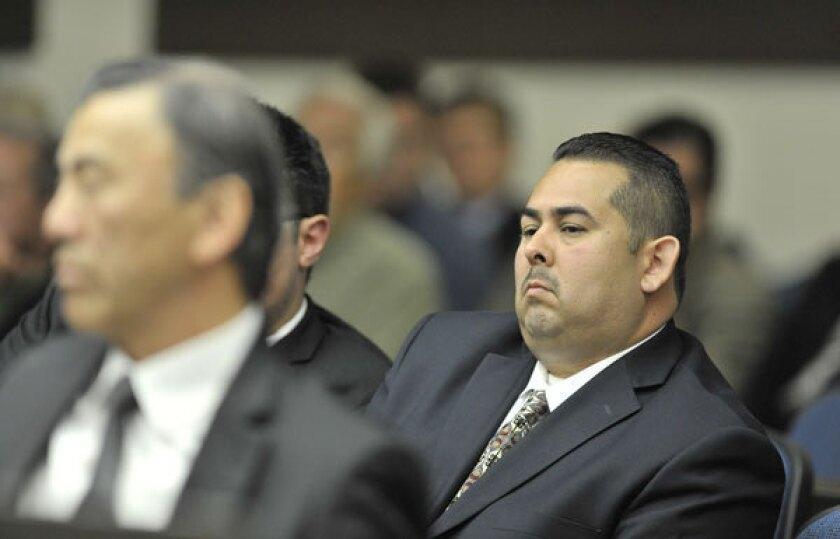 Ex-Fullerton officer's bid to prevent trial in man's death denied