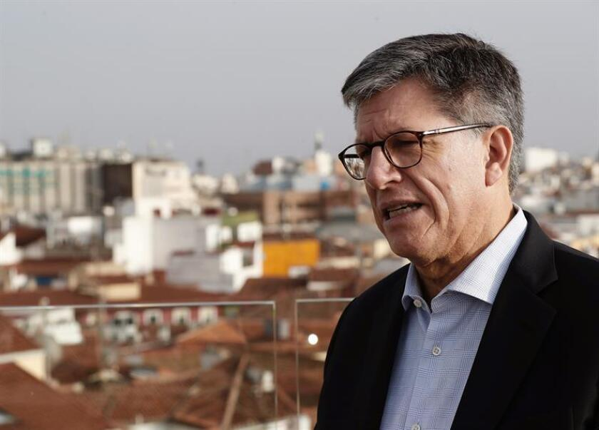 El responsable para América de Human Rights Watch (HRW), José Miguel Vivanco. EFE/Archivo