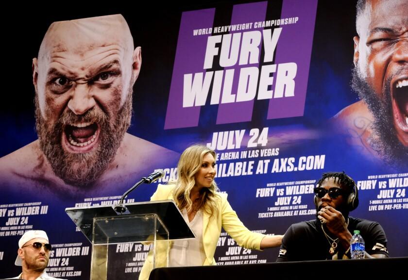 "WBC Heavyweight Champion Tyson ""The Gypsy King"" Fury"