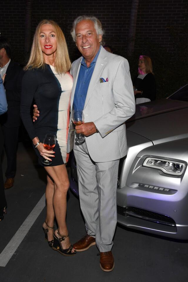 Brigitte and Jeffrey Koss