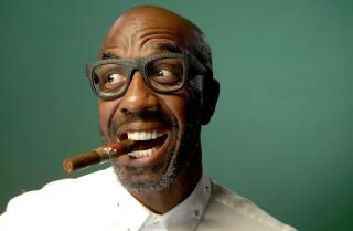 How J.B. Smoove keeps himself grounded amid 'Curb Your Enthusiasm' success