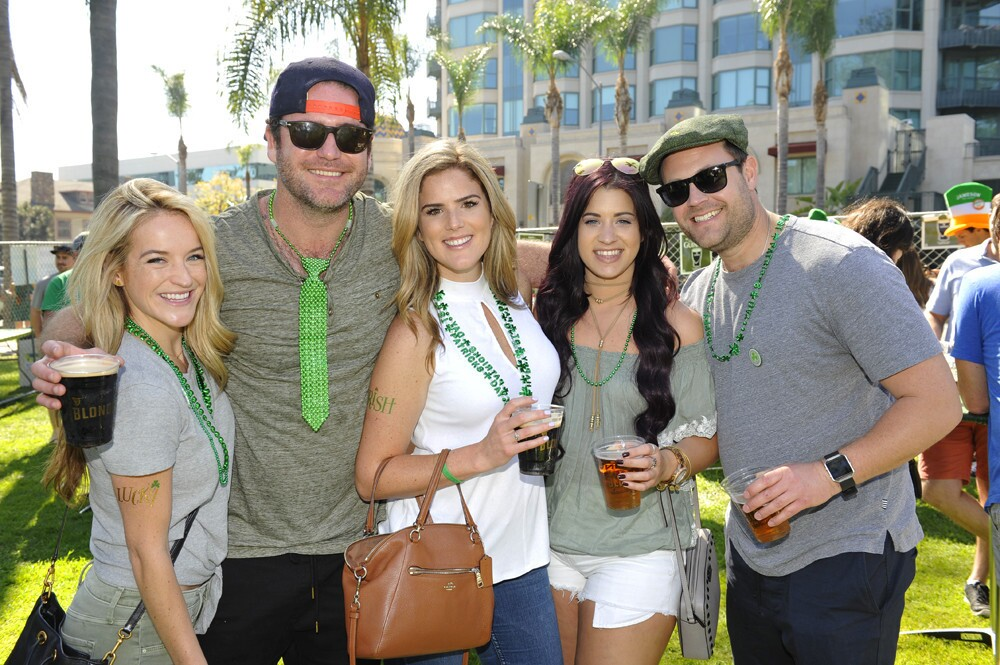 San Diegans celebrated all things Irish with traditional fare, live music and themed entertainment at the annual St. Patrick's Day Parade and Irish Festival on Saturday, March 11, 2017.