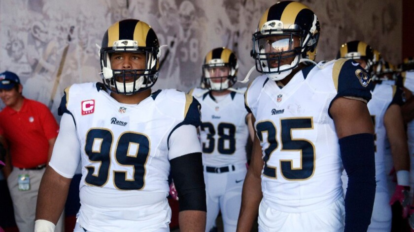 Rams vs. Detroit Lions: How they matchup