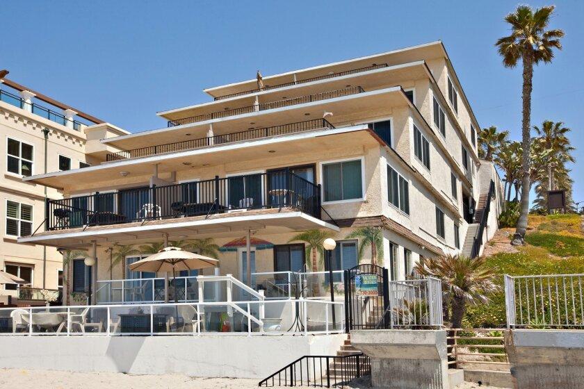 Ocean Villas at Carlsbad were built in 1971 and renovated in 2005.