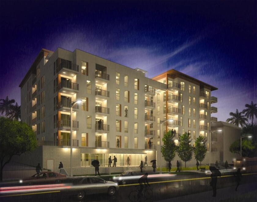 Koreatown, Santa Monica apartment projects underway