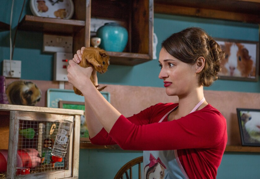 """Phoebe Waller-Bridge created """"Fleabag"""" and stars as its likeable mess of a lead."""