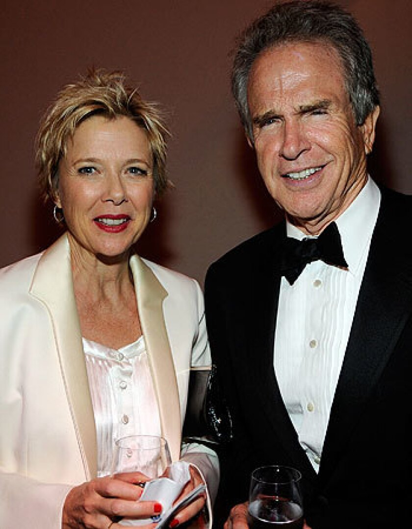 """Warren Beatty has been married to Annette Bening for 17 years now. But Peter Biskind's new biography """"Star"""" claims that the legendary Hollywood lothario slept with nearly 13,000 women. Here are just a few of them. Related: Warren Beatty slept with 13,000 women. How is that even possible?"""