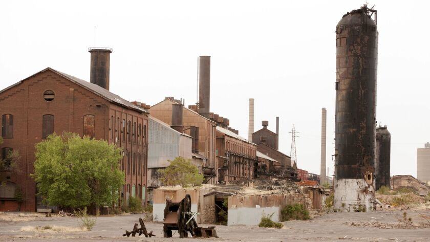 A Russian conglomerate now owns the steel mill in Pueblo.