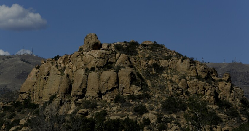 Stoney Point Park attracts all sorts of climbers, from beginners to advanced students.