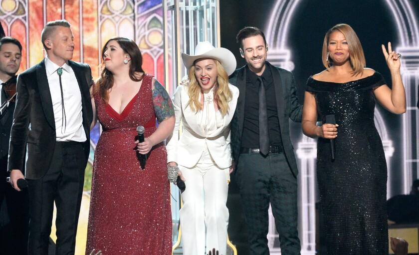 2014 GRAMMY Awards - Show