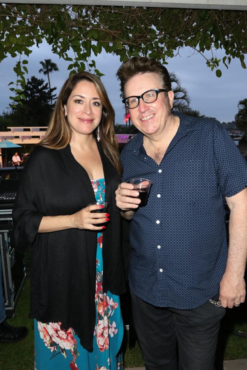 Vicky and Bernie Dresel