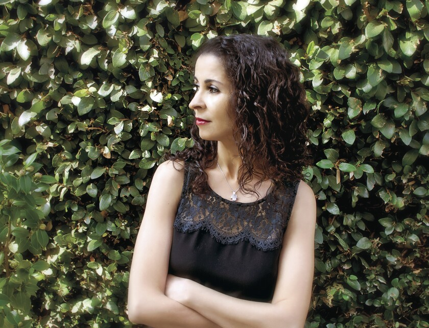 """Laila Lalami, local author of """"The Moor's Account,"""" is one of 13 writers on the 2015 Man Booker longlist."""