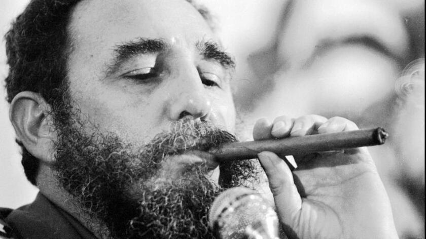 Fidel Castro, descanse en paz.