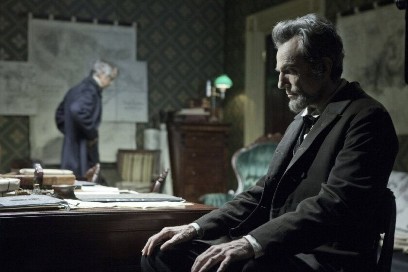 """Mississippi residents noticed that their state had not formally ratified the 13th Amendment ban on slavery after watching Steven Spielberg's """"Lincoln,"""" above."""
