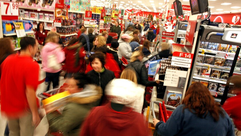 """Black Friday"" Launches Holiday Shopping Season"