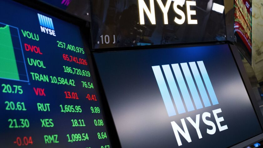 The Dow Jones industrial average rose 112.22 points, or 0.4%, to 25,299.92 on Tuesday.