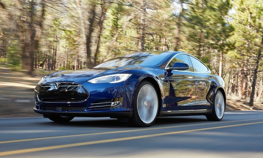 The all-wheel drive Model S 70D starts at $67,500 after a federal tax credit.