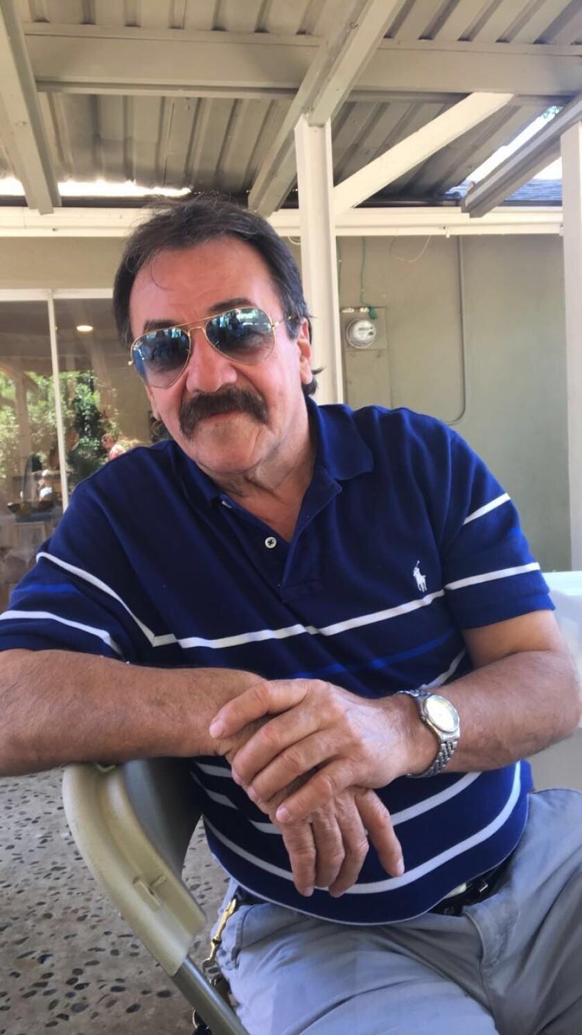 José Roberto Álvarez era originario de El Salvador, llegó a Estados Unidos a principios de la década de 1980.