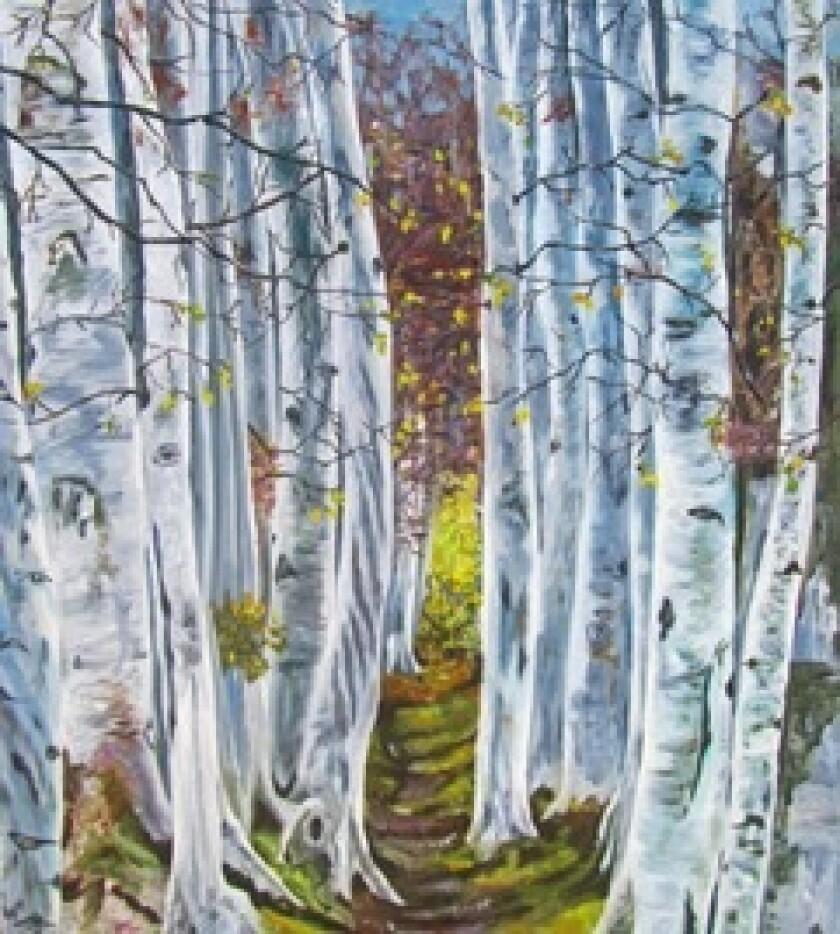 'Aspen' by Bob Cradic