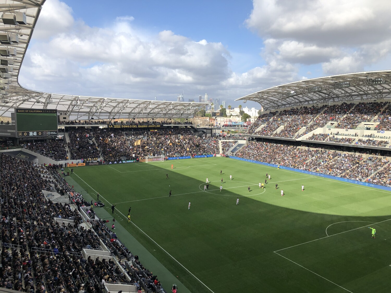 LAFC schedule is released, and 32 of 34 games are in MLS' Western Conference