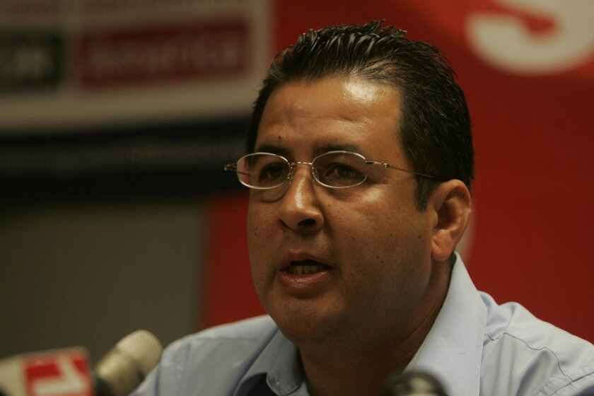 Juan Carlos Vera tells his side of the story during a 2009 press conference held shortly after the video was made public.