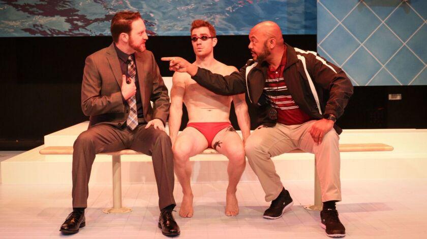 muotityyli tilata netistä ostaa halpaa Review: Wearing a 'Red Speedo,' Lucas Hnath goes swimming ...
