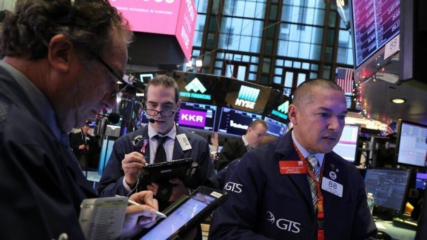 The stock market's severe drop: Normal pullback or an
