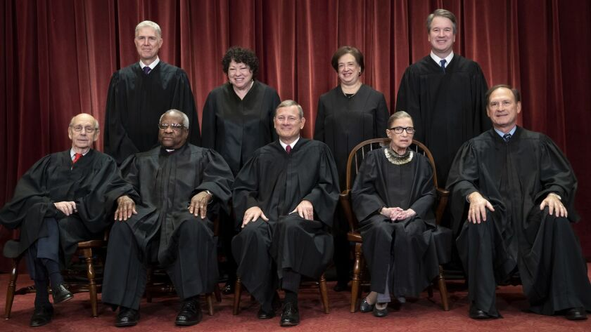 The Supreme Court opens its term on Monday.