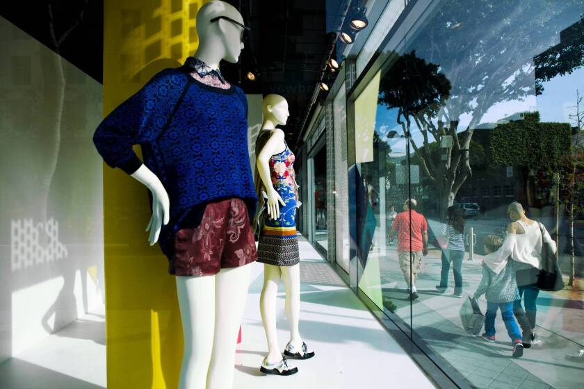 Retail sales rise slightly in March