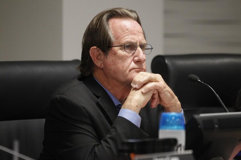 National City Mayor Ron Morrison