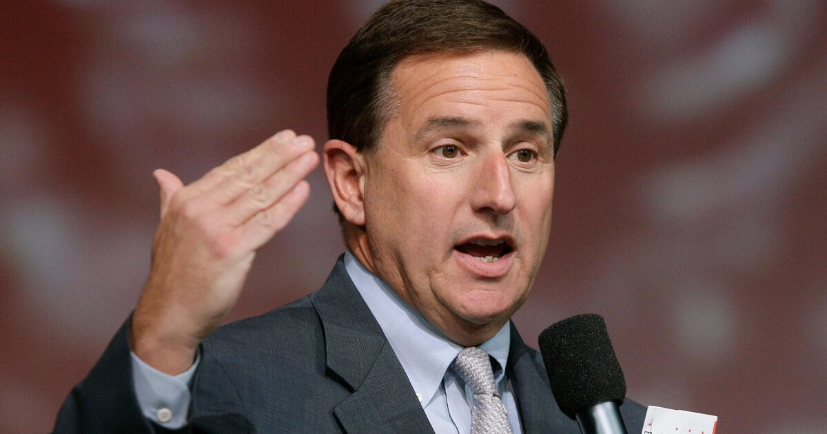 Oracle co-CEO Mark Hurd dies at 62