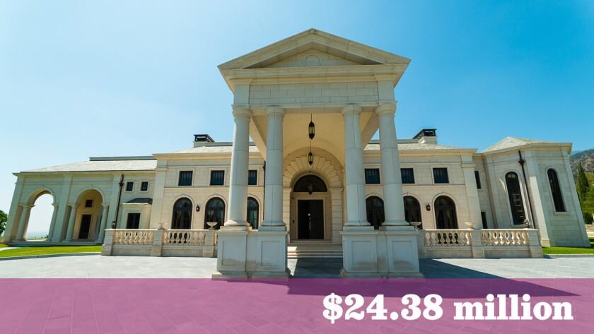 Donald Abbey's former Bradbury mansion | Hot Property